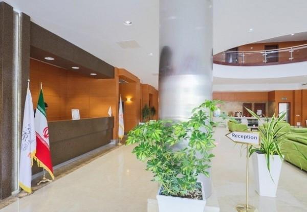 هتل پردیس فناوری