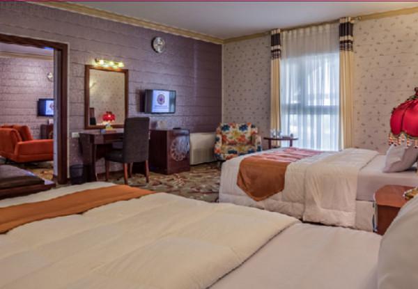 هتل پارس کاروانسرا