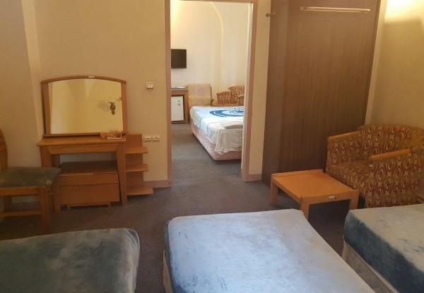 هتل جهانگردی ماهان