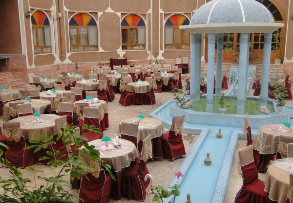 هتل عماد نظام