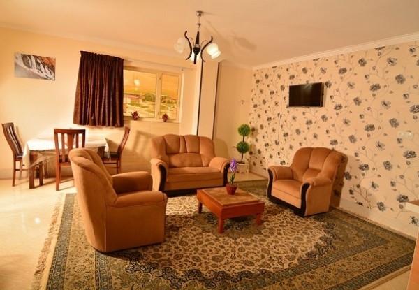 هتل آپارتمان آرتاکن