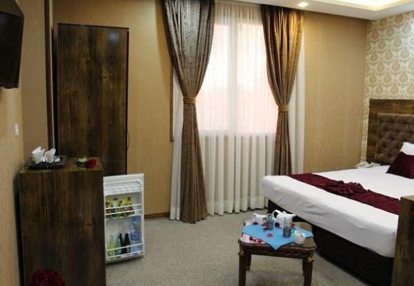 هتل عقیق رضوی