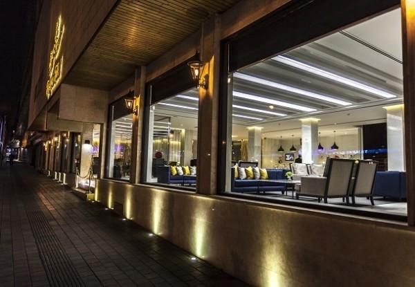 هتل هویزه