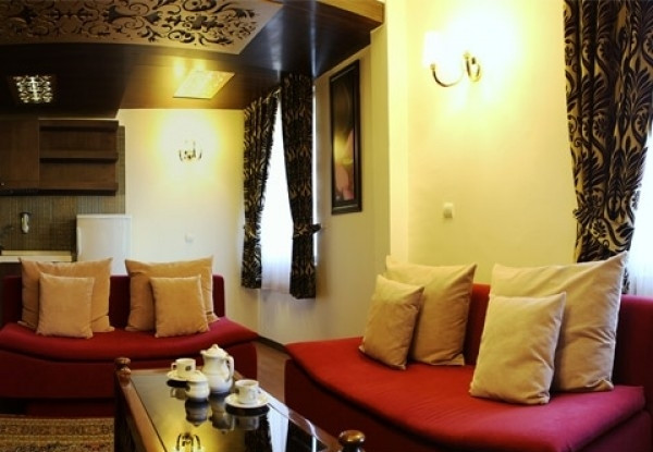 هتل مشهد