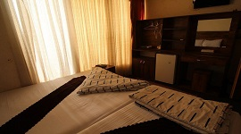 هتل آپارتمان پارمین