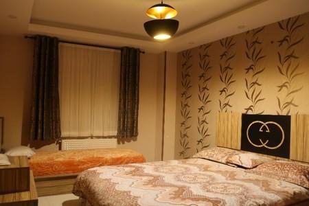 هتل آپارتمان آرامهر