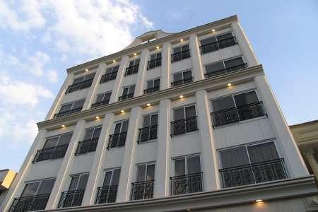 هتل آپارتمان مدیا
