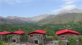 مهمانپذیر مجتمع گردشگری عباس آباد