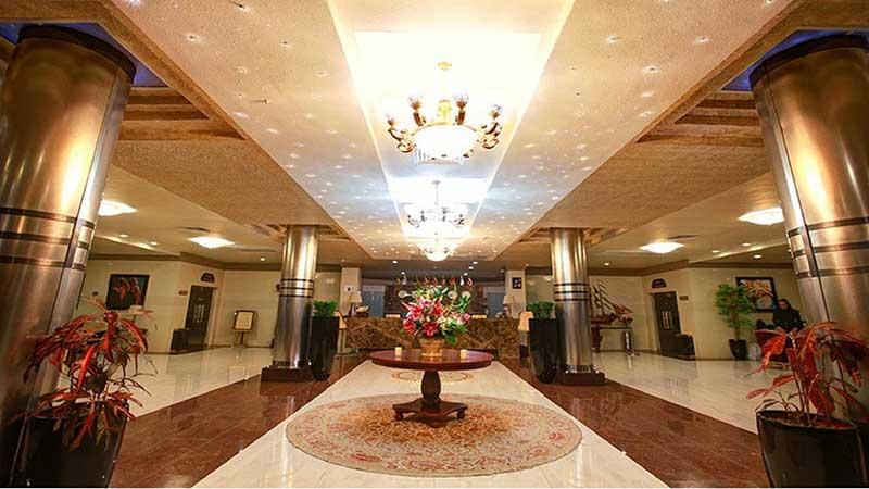 معرفی و رزرو آنلاین هتل بین المللی 5 ستاره ی ایران کیش