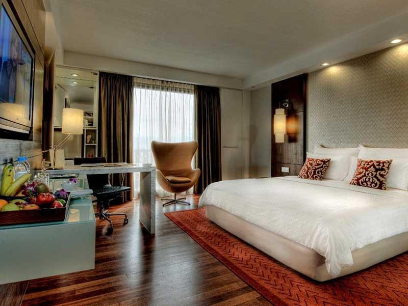 رزرو آنلاین هتل 5 ستاره سری پیسیفیک Seri Pacific کوالالامپور
