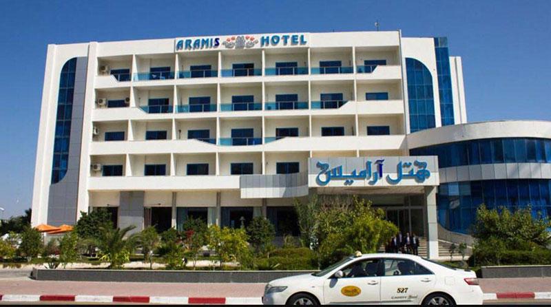 معرفی امکانات و رزرو آنلاین هتل 4 ستاره آرامیس در جزیره کیش