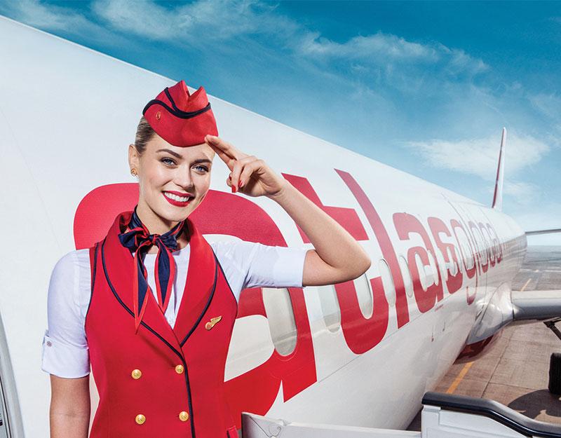 آنچه که باید درباره ی خرید بلیط هواپیما اطلس گلوبال بدونین