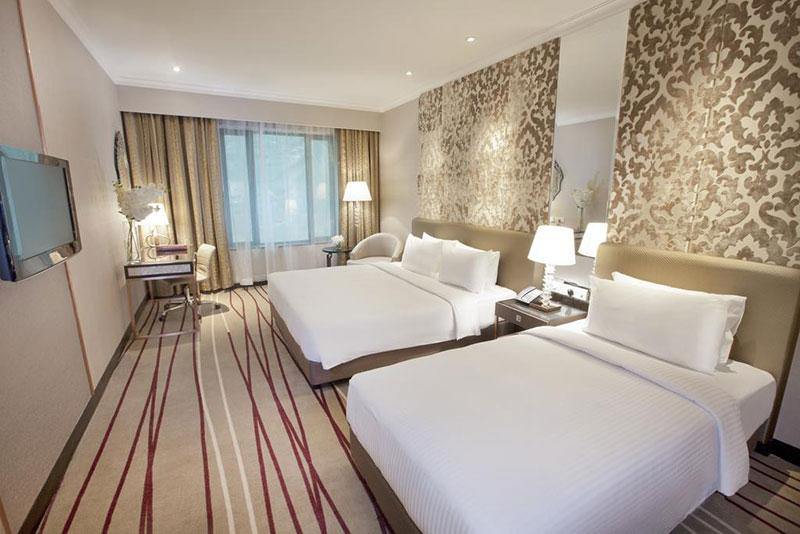 رزرو آنلاین هتل 5 ستاره ی دورست ریجنسی کوالالامپور