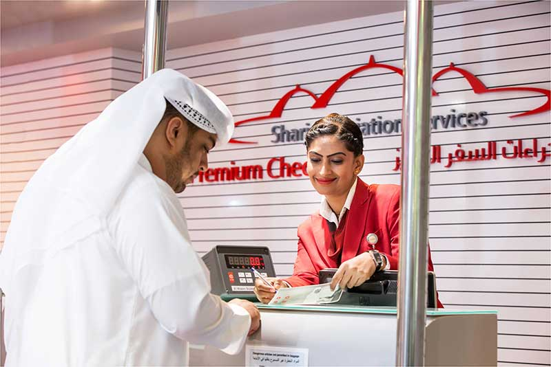 با فرودگاه شارجه اولین فرودگاه امارات متحده عربی بیشتر آشنا بشین