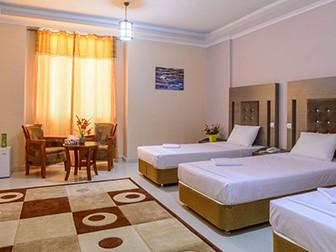 آشنایی با امکانات و رزرو آنلاین هتل 4 ستاره ارم جزیره ی قشم