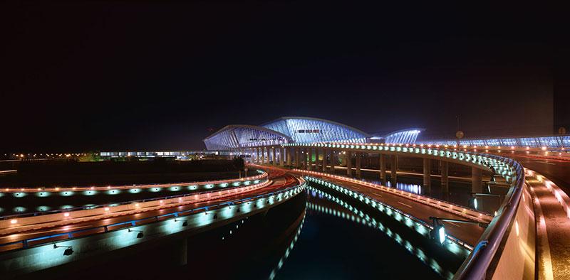 آشنایی با فرودگاه بین المللی پودنگ شانگهای و خرید تور چین