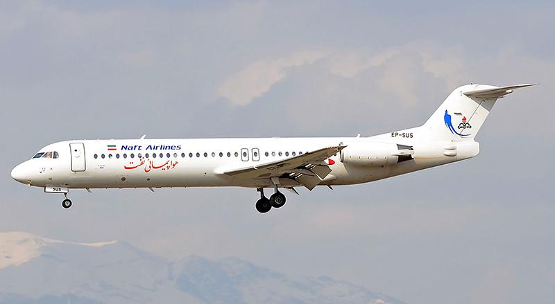 تغییر نام رسمی هواپیمایی نفت به هواپیمایی کارون