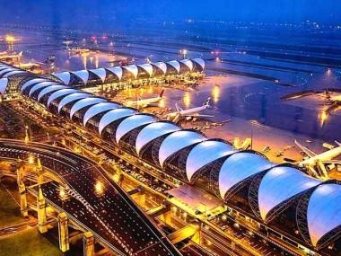 معرفی فرودگاه سووارنابومی و خرید بلیط هواپیما بانکوک