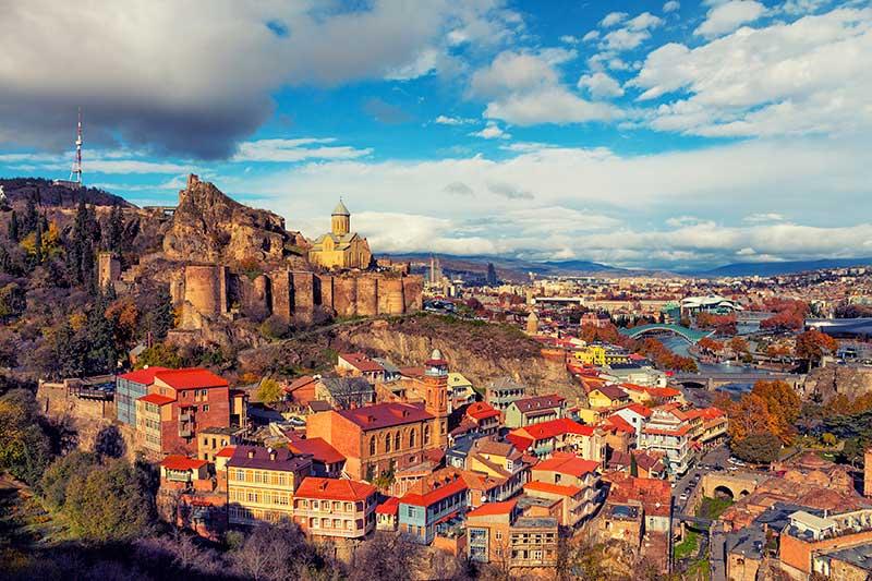 تلفیق زیبایی های اروپا و آسیا با خرید تور گرجستان از رسپینا24