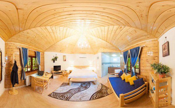 زیبا ترین طبیعت مازندران را در هتل های 4 ستاره رامسر ببینید