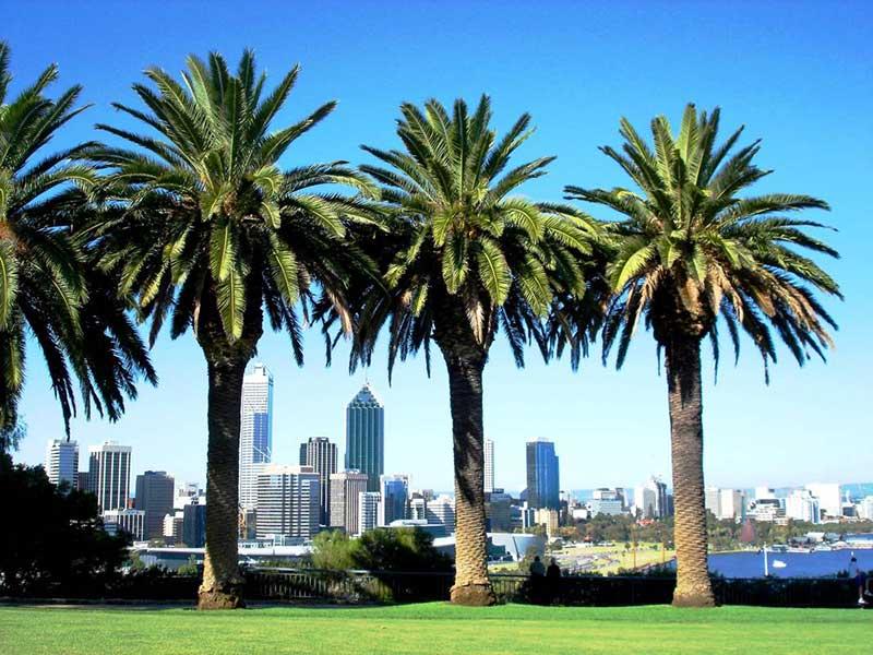 جاذبه های گردشگری پِرت بزرگ ترین شهر استرالیای غربی