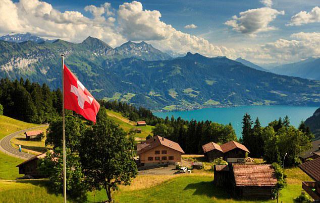 جاذبه هایی که با خرید بلیط هواپیما سوئیس نباید از دست بدین