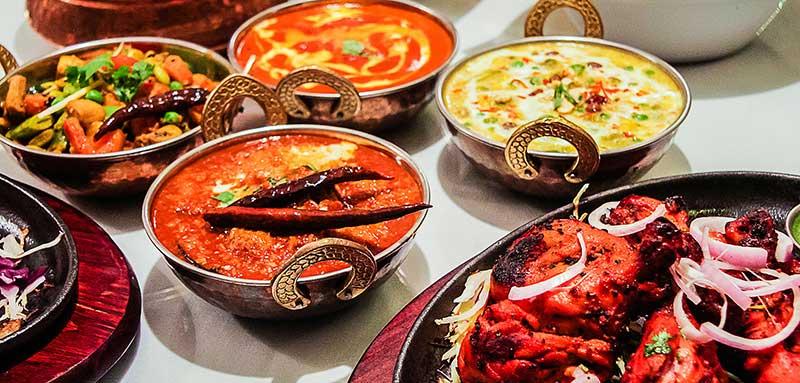 بهترین غذاهایی که با خرید بلیط هواپیما هند نباید از دست بدین