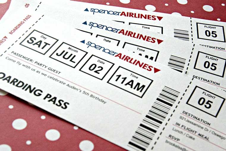 قوانین استرداد و ابطال بلیط های داخلی هواپیمایی کاسپین