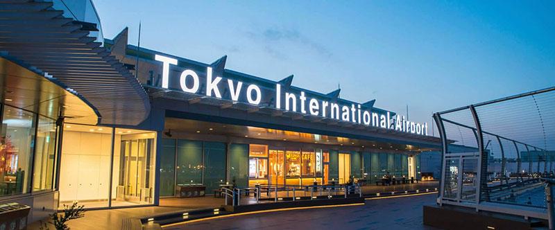 فرودگاه هاندا رو قبل از خرید بلیط هواپیما توکیو بهتر بشناسین