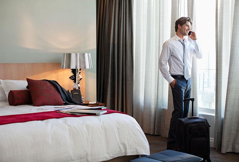 با رعایت این نکات امنیتی بعد از رزرو هتل، سفر خوبی رو تجربه کنین