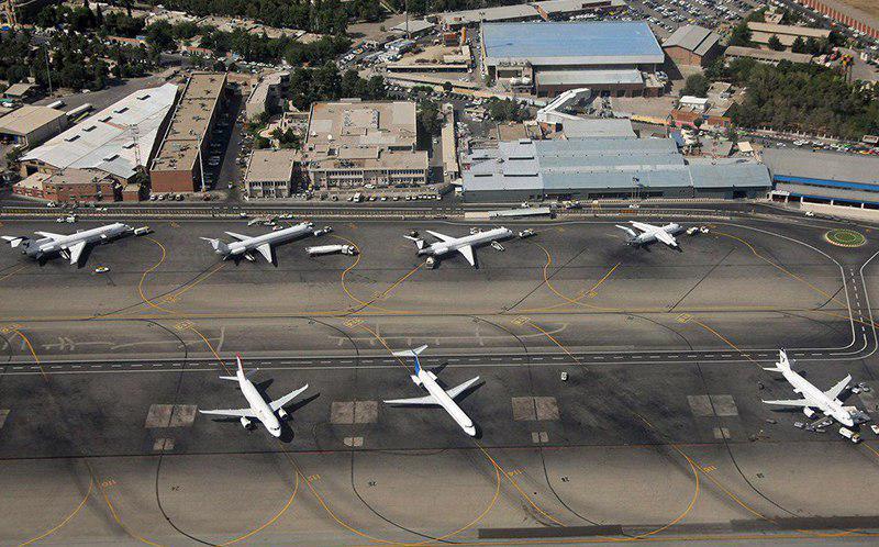 فرودگاه بین المللی مهرآباد؛ پر ترافیک ترین فرودگاه ایران رو بهتر بشناسین