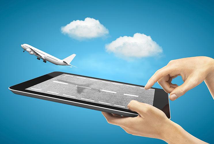 خرید بلیط ارزان هواپیما و بلیط چارتر تنها با چند کلیک ساده