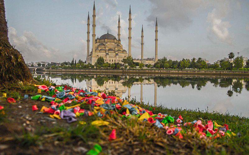 بهترین جاهایی که با خرید بلیط هواپیما آدانا ترکیه میشه دید