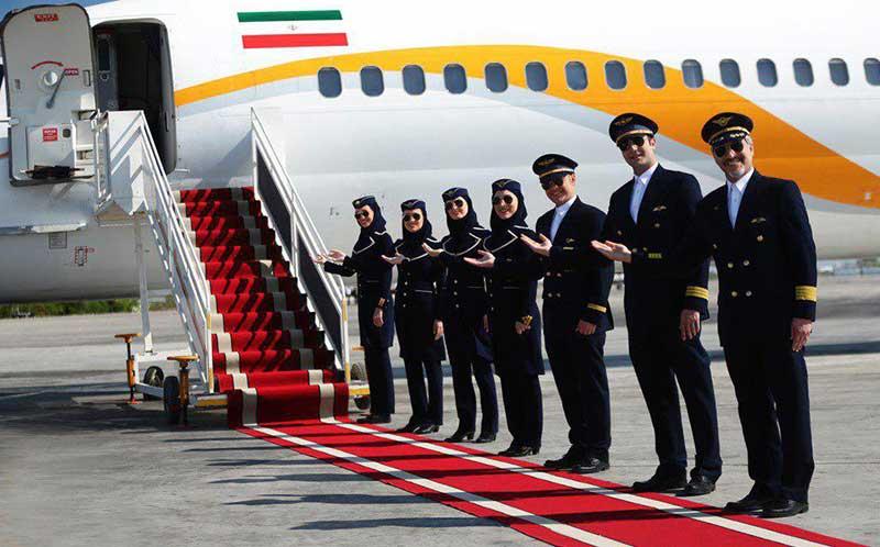قوانین و شرایط استرداد بلیط های هواپیمایی کیش ایر