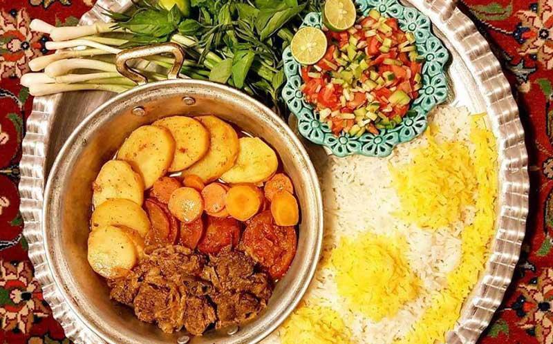 بهترین غذاهایی که با خرید تور اصفهان میتونین بخورین