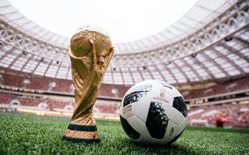 رونمایی از هواپیمای اختصاصی تیم ملی فوتبال ایران در جام جهانی 2018 روسیه