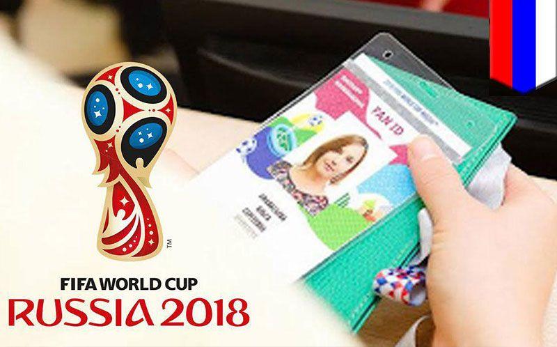 با کارت فن آیدی جام جهانی، بدون ویزا بلیط هواپیما روسیه بخرید