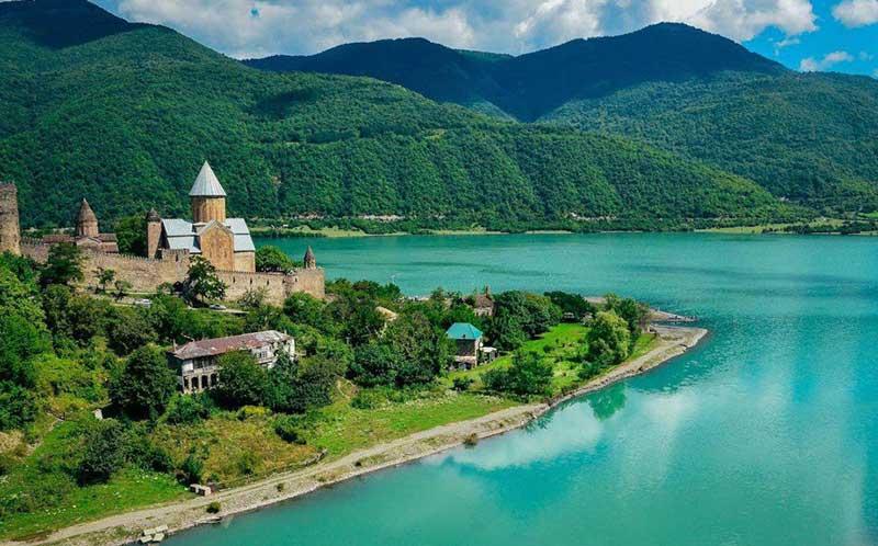راهنمای جامع سفر و خرید آنلاین تور گرجستان رسپینا24