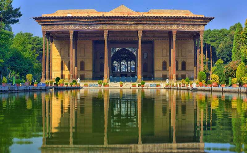 خرید آسان بلیط آنلاین ارزان هواپیمای اصفهان در رسپینا24 و دیدار چهل ستون