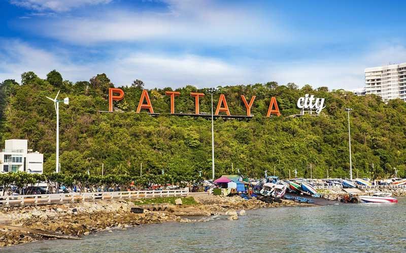 خرید بلیط آنلاین هواپیمای پاتایا و دیدار از جاذبه های گردشگری پاتایا