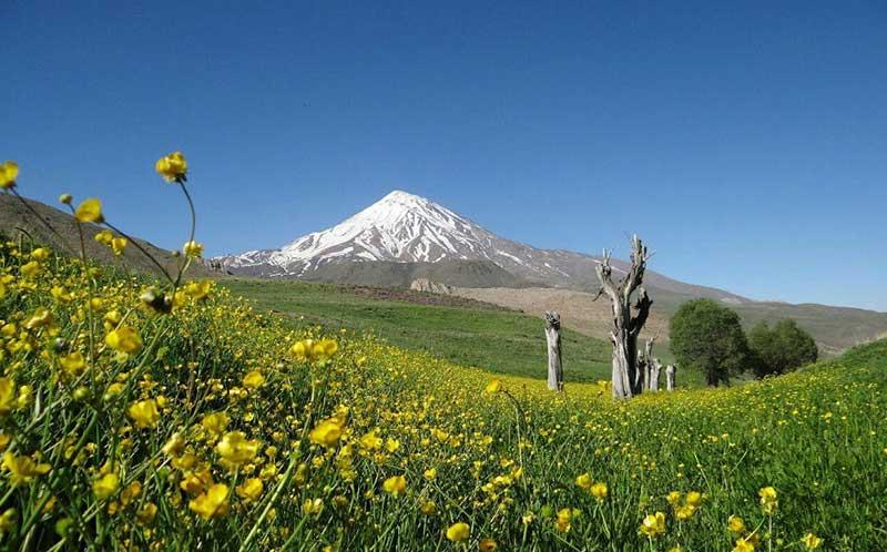 در رسپینا24 بهترین و شاخص ترین جاذبه های طبیعی ایران را بشناسید
