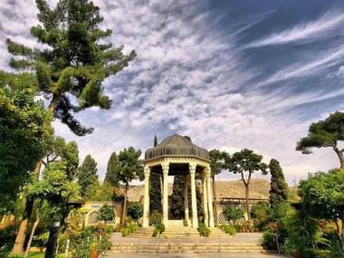 خرید بلیط آنلاین اینترنتی ارزان برای مشاهده جاذبه های شیراز