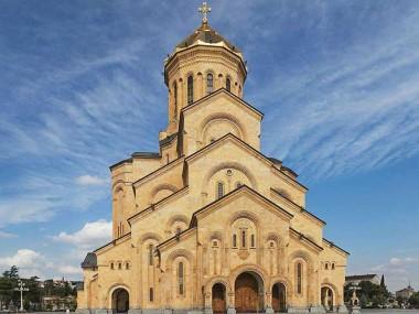 زیباترین کلیساهایی که با خرید آنلاین تور تفلیس میشه دید