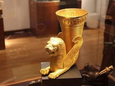 جلوه ی آثار تاریخی ایران باستان در موزه های هلند