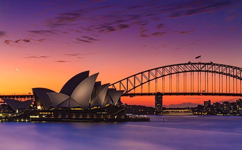 خرید بلیط آنلاین ارزان اینترنتی از رسپینا24 برای دیدار از اپرای سیدنی استرالیا