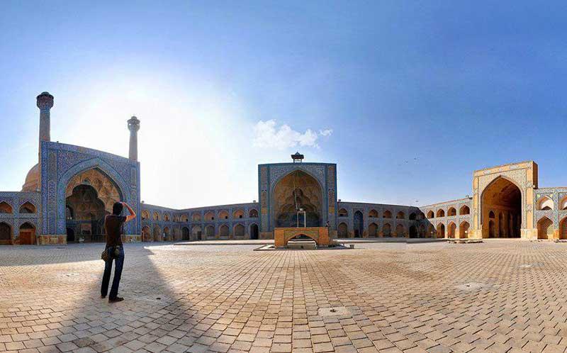 خرید آنلاین تور شیراز و بازدید از مسجد عتیق؛ اولین هسته مذهبی آن