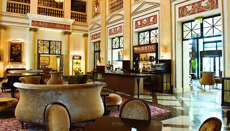 رزرو آنلاین هتل 5 ستاره ماریوت تفلیس marriot tibilis