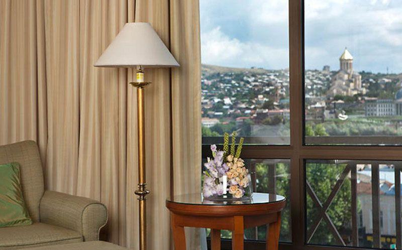 رزرو آنلاین هتل کورتیارد بای مریوت تفلیس با رسپینا24