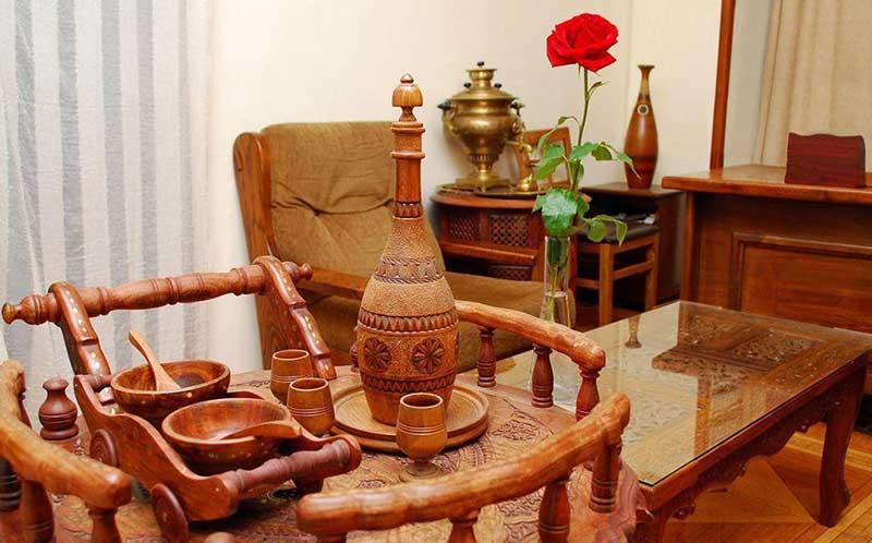رزرو آنلاین بوتیک هتل 4 ستاره بریتیش هاوس تفلیس از رسپینا24