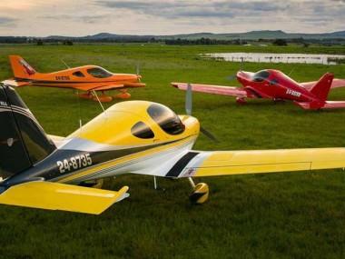 برگزاری اولین نمایشگاه بین المللی پرواز و هوانوردی تفریحی در شهر آفتاب